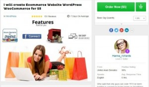 get this ecommerce website at fiverr