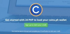 how to signup at coins.ph