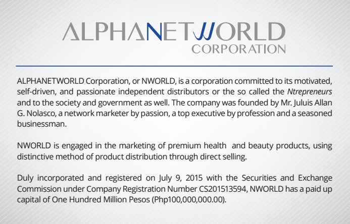 Nworld alphanetworld review