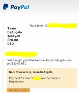 team deangelo proof
