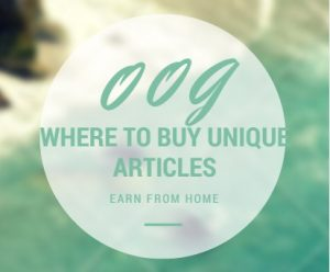 where to buy unique articles on the web