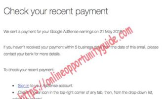 Google Adsense and Other Income Streams Online
