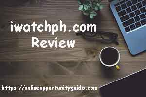 iwatchph review
