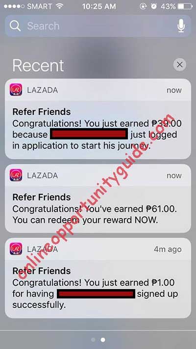 earn with lazada