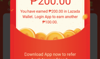 earn money with lazada